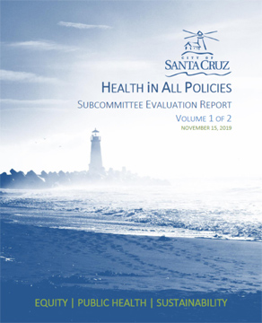Santa Cruz Health in All Policies